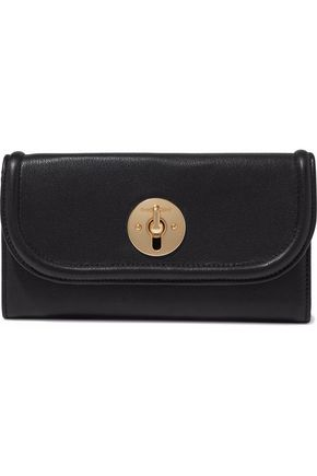 SEE BY CHLOÉ Leather continental wallet