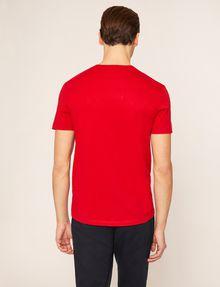ARMANI EXCHANGE PIMA CREWNECK TEE Solid T-shirt [*** pickupInStoreShippingNotGuaranteed_info ***] e