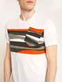 ARMANI EXCHANGE FAUX POCKET SLIM LOGO TEE Graphic T-shirt [*** pickupInStoreShippingNotGuaranteed_info ***] b