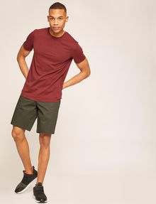 ARMANI EXCHANGE CLASSIC CHINO SHORTS Shorts [*** pickupInStoreShippingNotGuaranteed_info ***] a