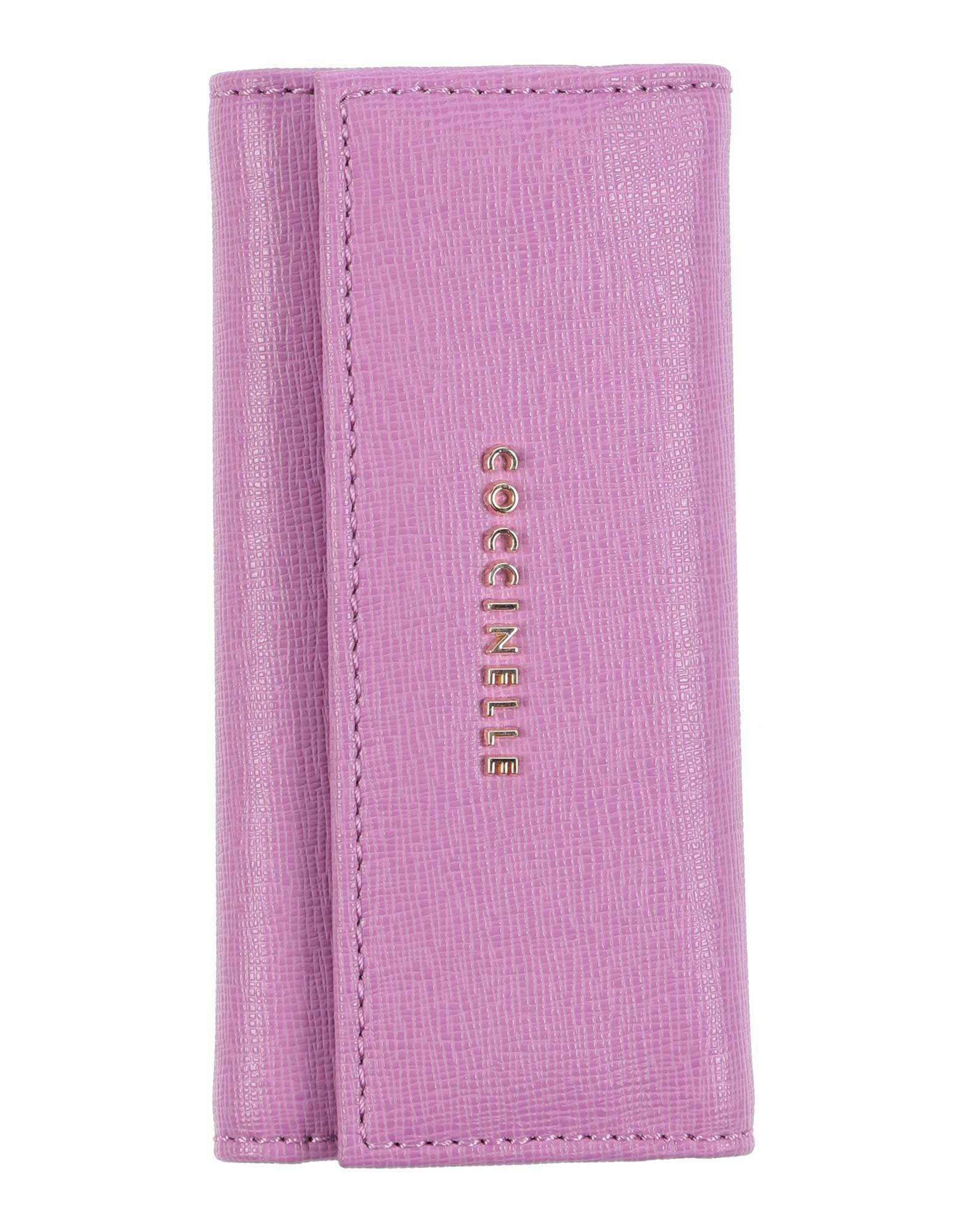 COCCINELLE Брелок для ключей jobon bang bang с двойным кольцом для ключей легко снимать брелок для ключей брелок для ключей брелок для ключей zb 8753g красный розовое золото