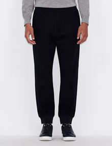 ARMANI EXCHANGE CLASSIC STREAMLINED JOGGER Fleece Pant Man f
