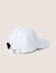 ARMANI EXCHANGE EMBOSSED CIRCLE LOGO NEOPRENE HAT Hat Man r