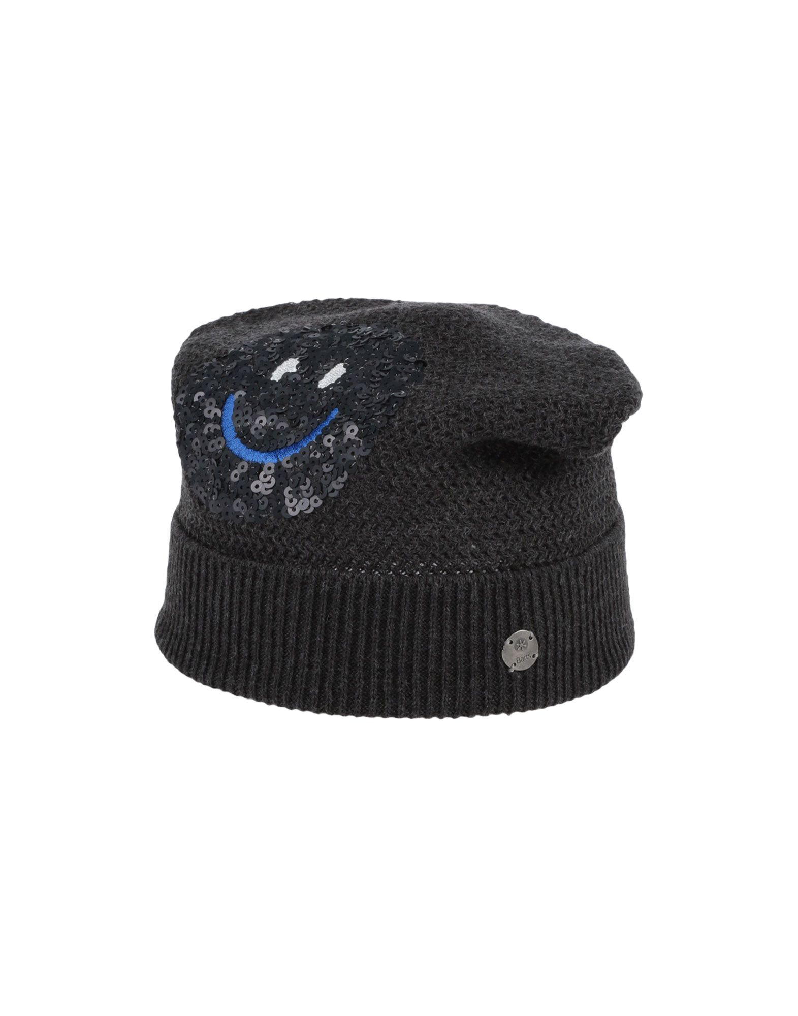 《送料無料》BARTS レディース 帽子 スチールグレー one size アクリル 100%