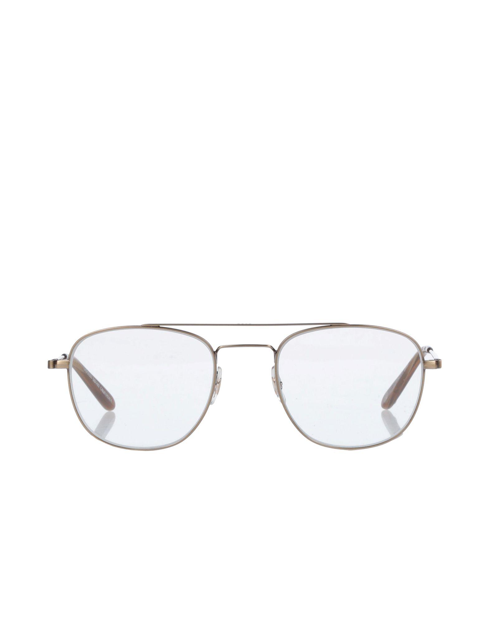 GARRETT LEIGHT CALIFORNIA OPTICAL Herren Brille Farbe Beige Größe 1