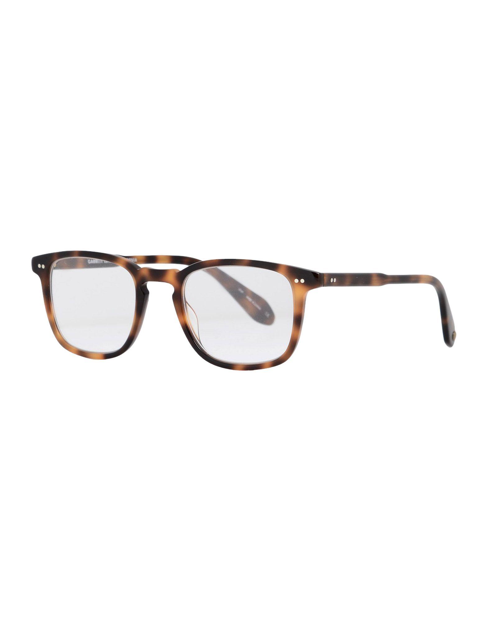 GARRETT LEIGHT CALIFORNIA OPTICAL Herren Brille Farbe Braun Größe 1
