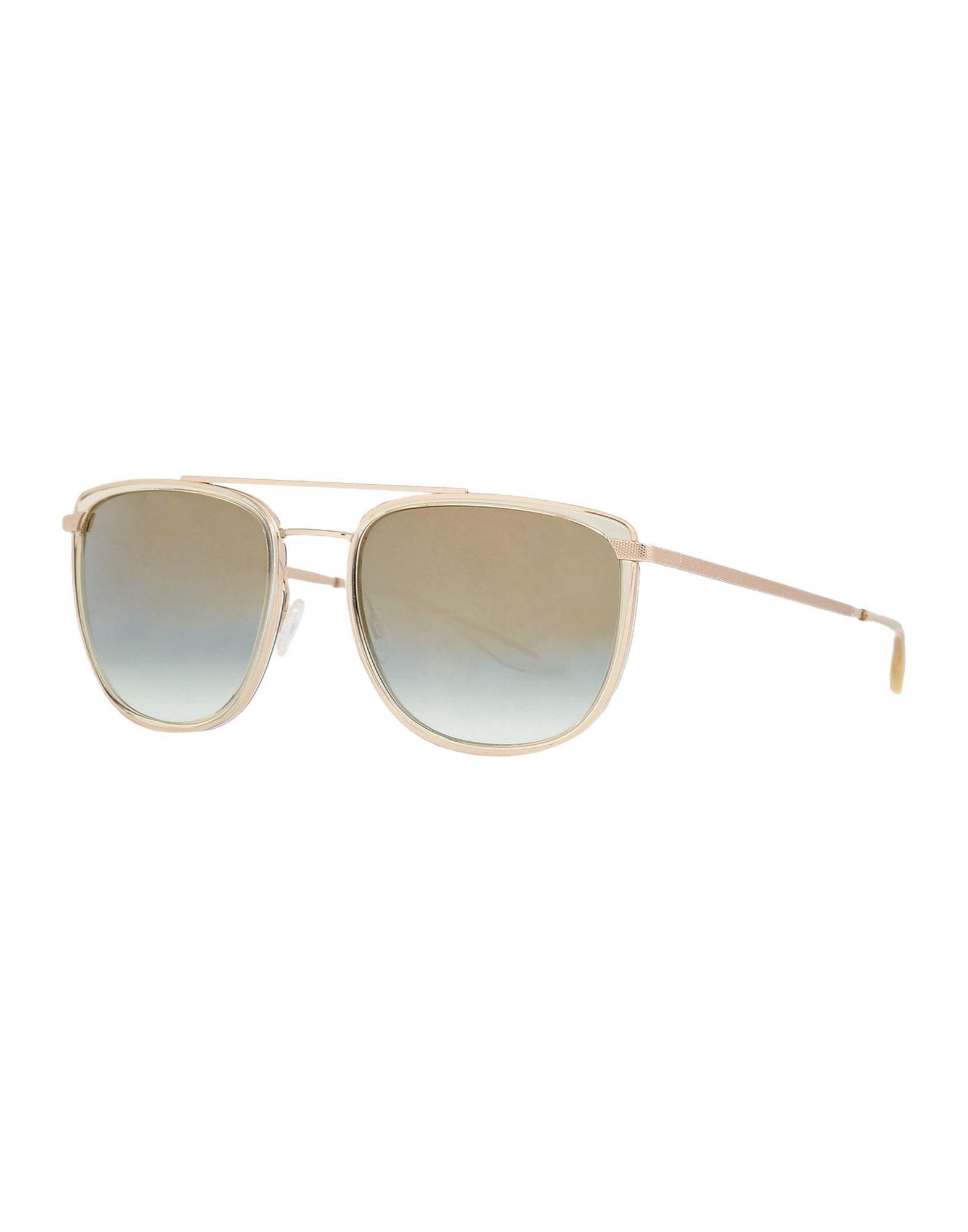BARTON PERREIRA Солнечные очки объективы и линзы