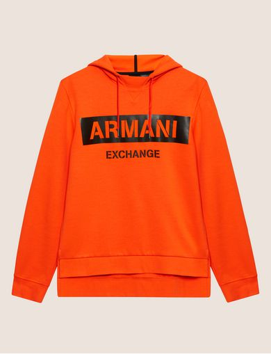 ARMANI EXCHANGE Fleece-Top Herren R
