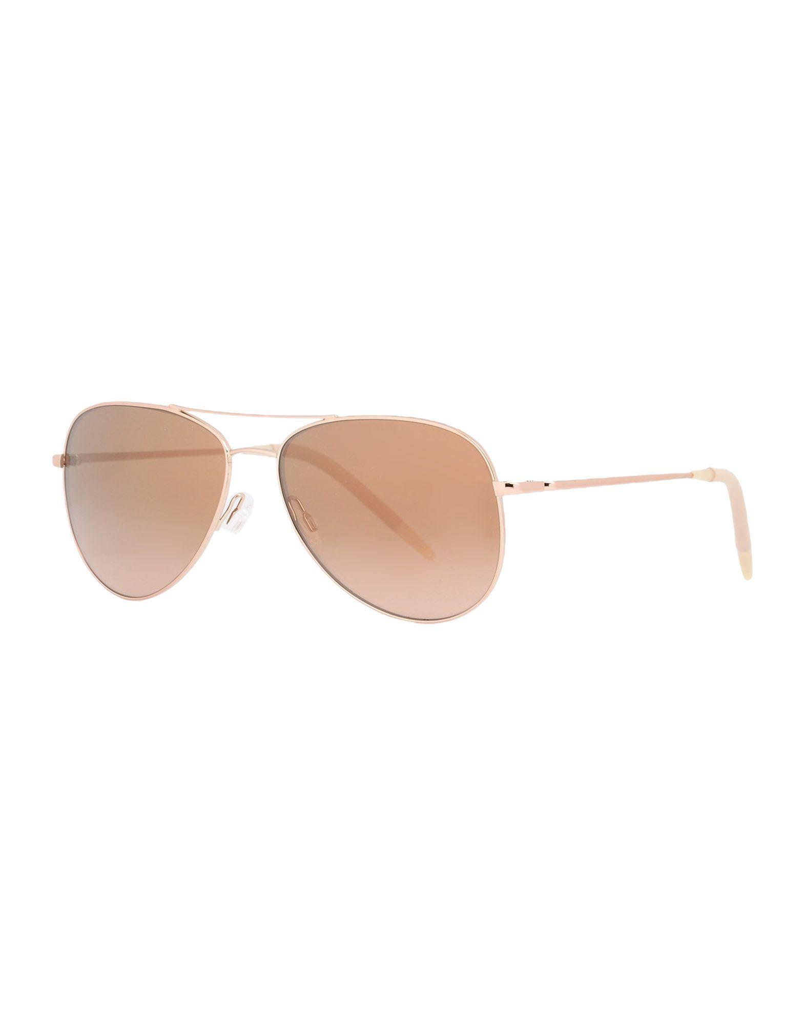 OLIVER PEOPLES Солнечные очки солцезащитные очки