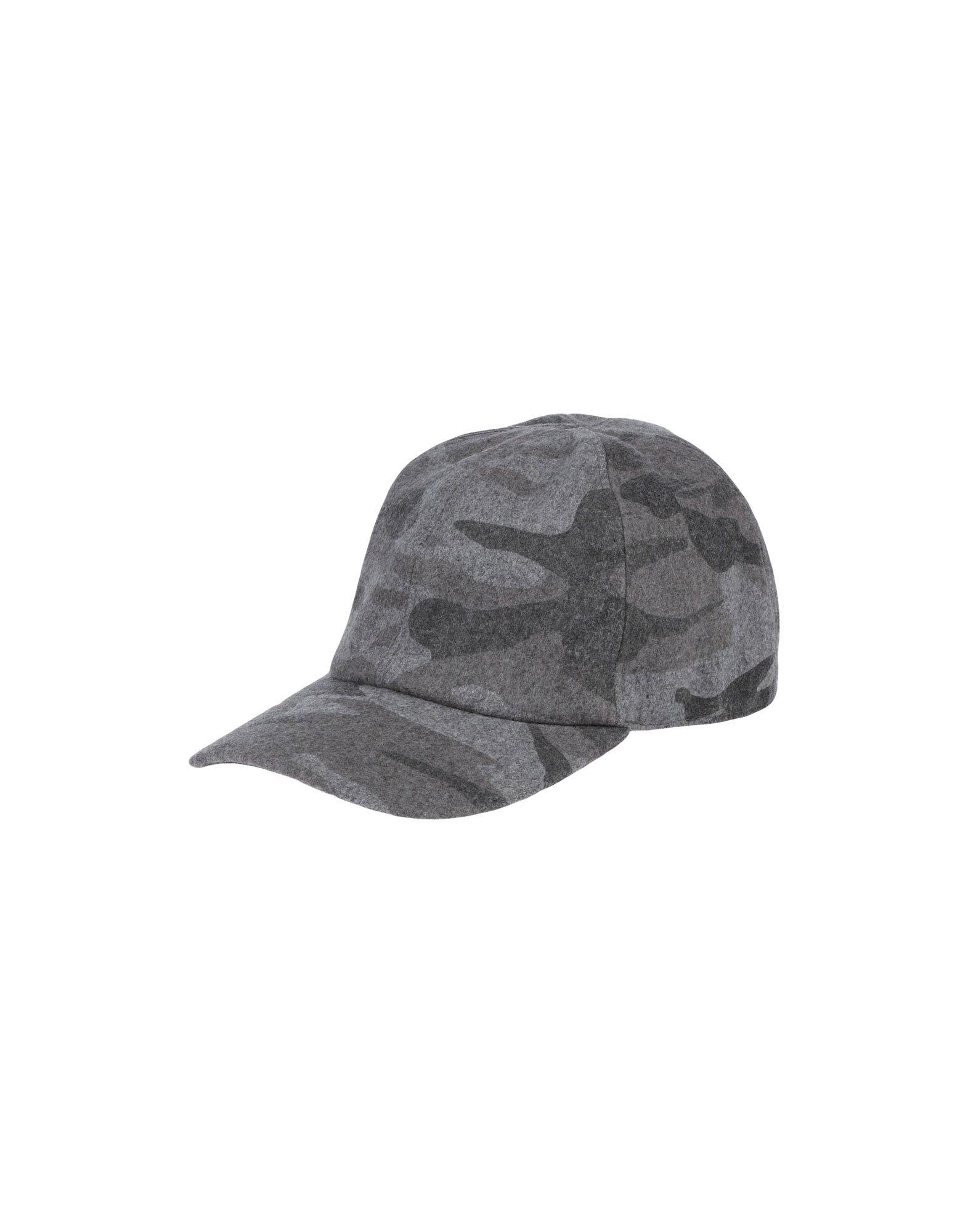 Emporio Armani Hat In Grey  265d191f826
