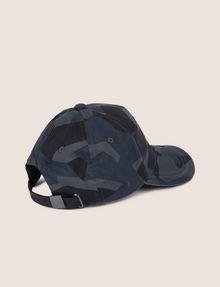 ARMANI EXCHANGE STENCIL LOGO GEO CAMO HAT Hat [*** pickupInStoreShippingNotGuaranteed_info ***] r