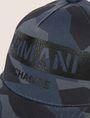 ARMANI EXCHANGE STENCIL LOGO GEO CAMO HAT Hat [*** pickupInStoreShippingNotGuaranteed_info ***] d