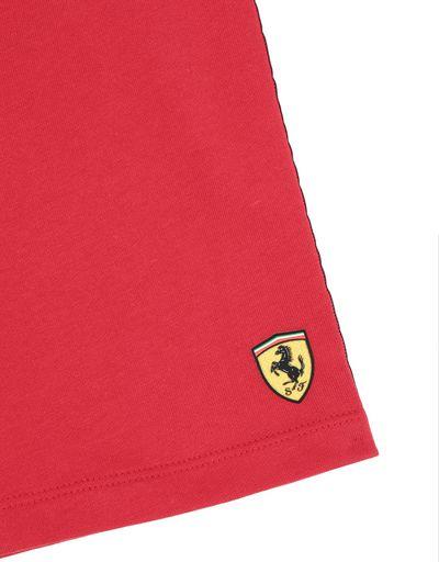 Scuderia Ferrari Online Store - Boys' shorts with <i>Icon Tape</i> -