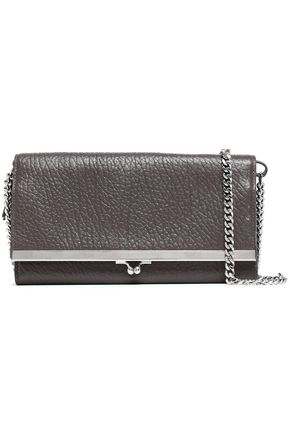 MAISON MARGIELA Textured-leather wallet