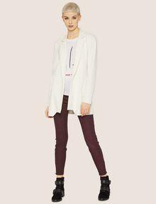 ARMANI EXCHANGE METALLIC WINK CREW Graphic T-shirt Woman d