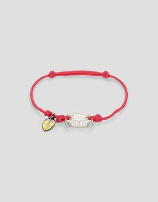 Scuderia Ferrari Online Store - Детский браслет с металлическим штурвалом - Подвески и браслеты