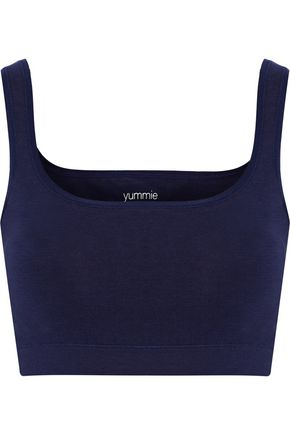 YUMMIE by HEATHER THOMSON Stretch sports bra