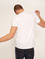 ARMANI EXCHANGE SLIM-FIT VARSITY STARS CREW Logo T-shirt Man e