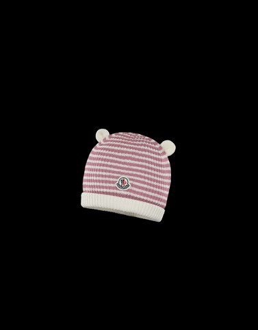 MONCLER HAT - Children's hats - Unisex