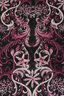 ROBERTO CAVALLI Printed modal and silk-blend gauze scarf