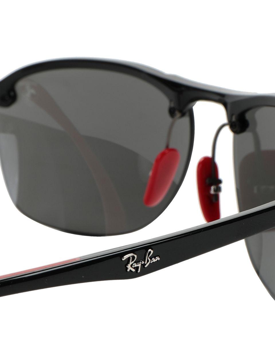 Scuderia Ferrari Online Store - Ray-Ban for Scuderia Ferrari RB4302M Limited Edition German GP - Sunglasses