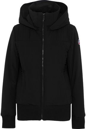 FUSALP Shell hooded down jacket