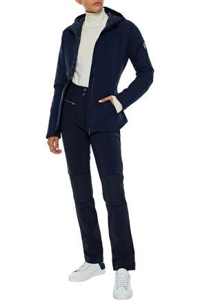 FUSALP Sisterton quilted-paneled straight-leg ski pants