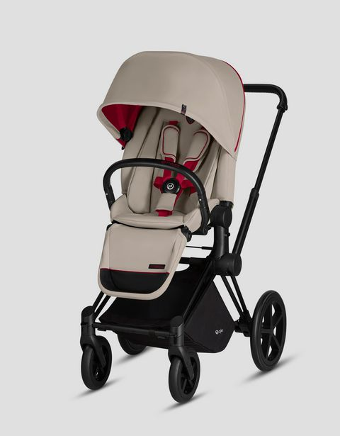 Cybex for Scuderia Ferrari Priam Lux pushchair
