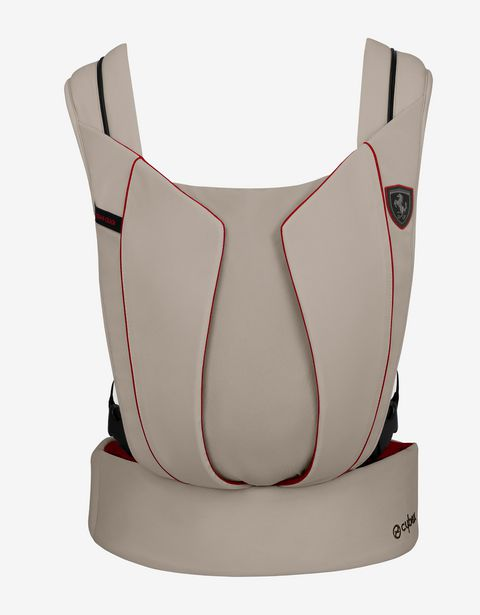 Cybex for Scuderia Ferrari Yema baby carrier