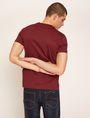 ARMANI EXCHANGE SLIM-FIT BLUEPRINT CREW Logo T-shirt Man e