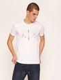 ARMANI EXCHANGE SLIM-FIT BLUEPRINT CREW Logo T-shirt [*** pickupInStoreShippingNotGuaranteed_info ***] f