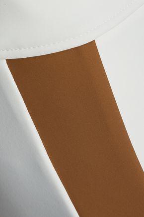 FUSALP Perrine two-tone flared ski pants