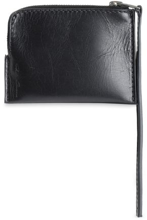 RICK OWENS Leather coin purse
