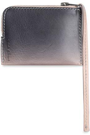 RICK OWENS Dégradé leather coin purse