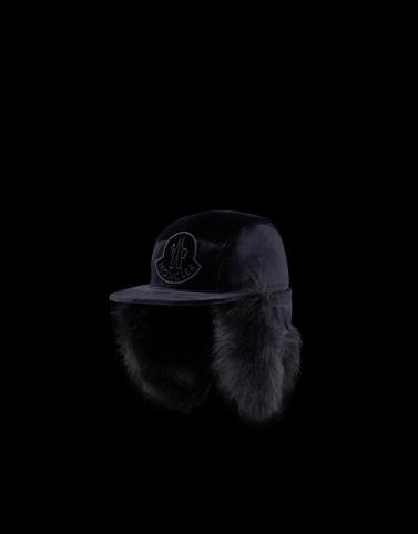 HAT Black Hats Woman