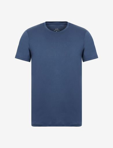 ARMANI EXCHANGE Basic-T-Shirt Herren R