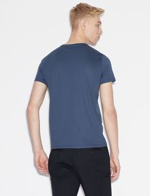 ARMANI EXCHANGE Basic-T-Shirt Herren e