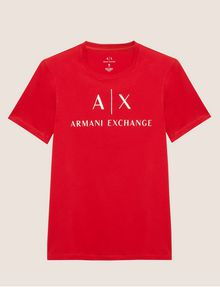 ARMANI EXCHANGE Logo T-shirt [*** pickupInStoreShippingNotGuaranteed_info ***] r