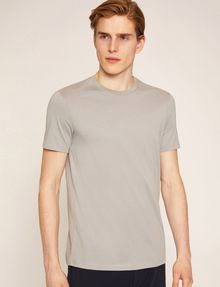 ARMANI EXCHANGE Solid T-shirt [*** pickupInStoreShippingNotGuaranteed_info ***] f