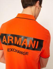 ARMANI EXCHANGE SHORT SLEEVES POLO Man b