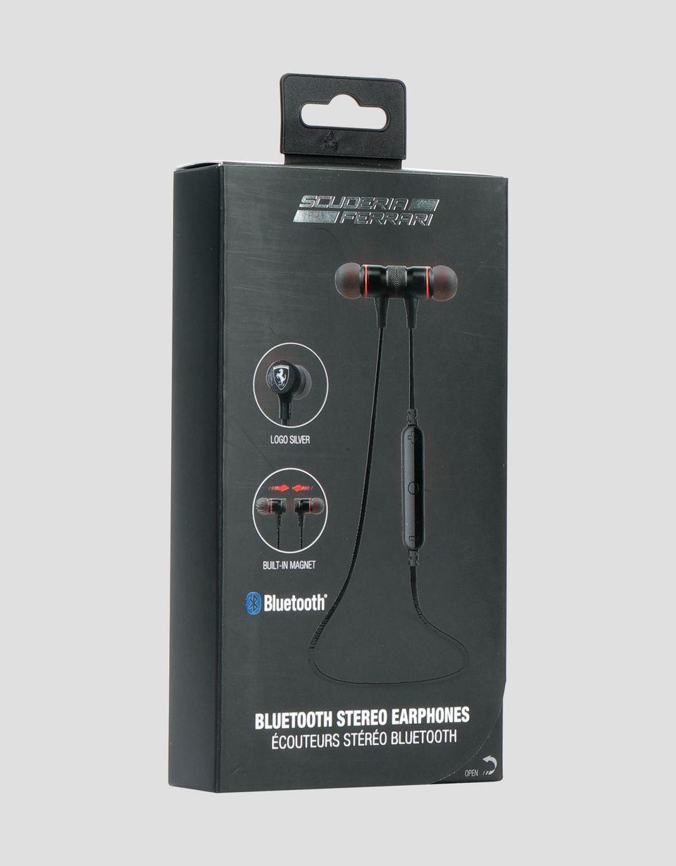 Scuderia Ferrari Online Store - Auriculares Bluetooth negros -