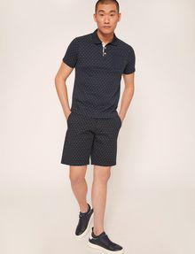 ARMANI EXCHANGE GEO CAMO PRINT SHORT Shorts Man d