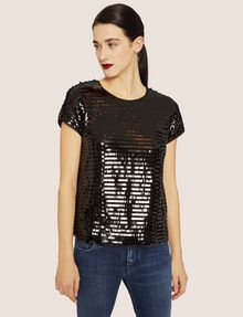 ARMANI EXCHANGE Basic-Top [*** pickupInStoreShipping_info ***] f