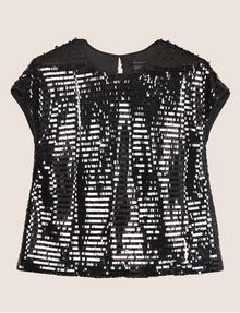 ARMANI EXCHANGE Basic-Top [*** pickupInStoreShipping_info ***] r