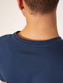 ARMANI EXCHANGE REGULAR-FIT LARGE PRINT LOGO V-NECK Graphic T-shirt [*** pickupInStoreShippingNotGuaranteed_info ***] b