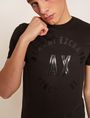 ARMANI EXCHANGE SLIM-FIT 1991 LOGO ARC CREW Logo T-shirt Man b
