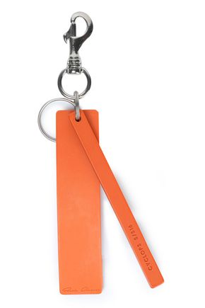 RICK OWENS Acetate keychain