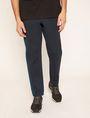 ARMANI EXCHANGE CIRCLE LOGO BONDED SWEATPANT Fleece Trouser Man f