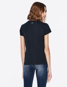 ARMANI EXCHANGE Solid T-shirt Woman e
