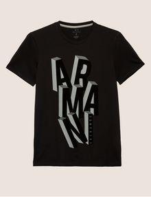 ARMANI EXCHANGE T-shirt con logo Uomo r